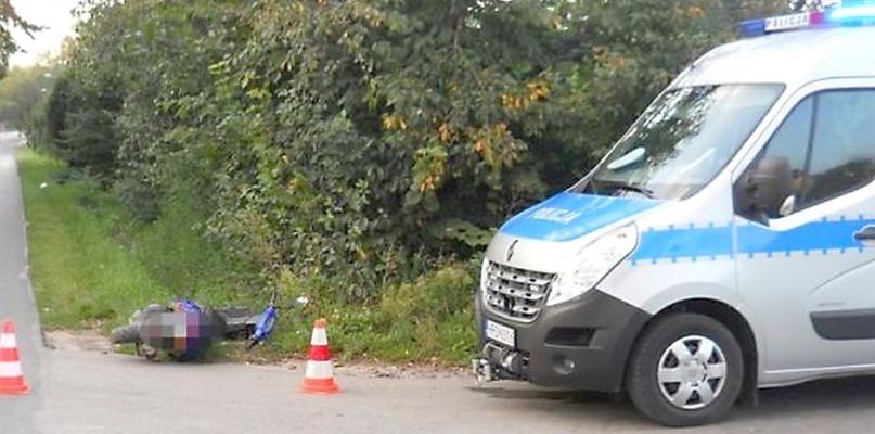 Groźny wypadek pod Gostyninem - Zdjęcie główne