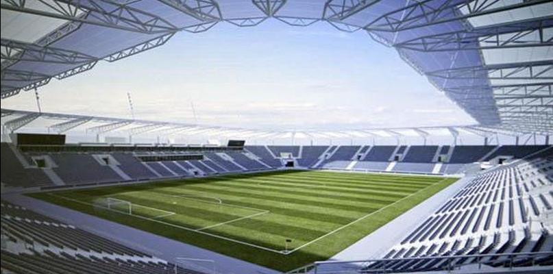 Firma z Gostynina oświetli stadion byłego mistrza Polski - Zdjęcie główne