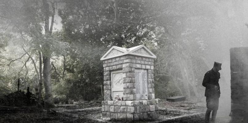 Uroczystość na cmentarzu ewangelicko-augsburskim - Zdjęcie główne