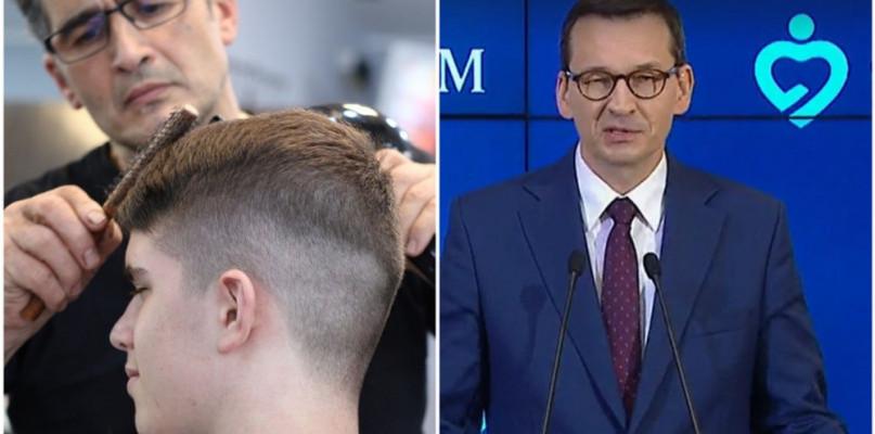 [WIDEO] Salony fryzjerskie i kosmetyczne wkrótce otwarte - Zdjęcie główne