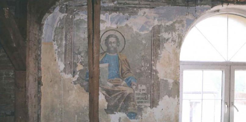 Freski z dawnej cerkwi trafią do Zamku - Zdjęcie główne