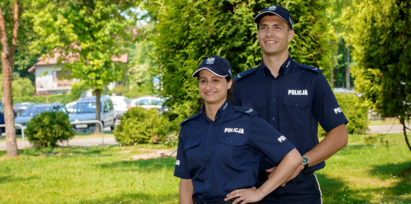 Zaplanuj swoją przyszłość - wstąp do policji!  - Zdjęcie główne