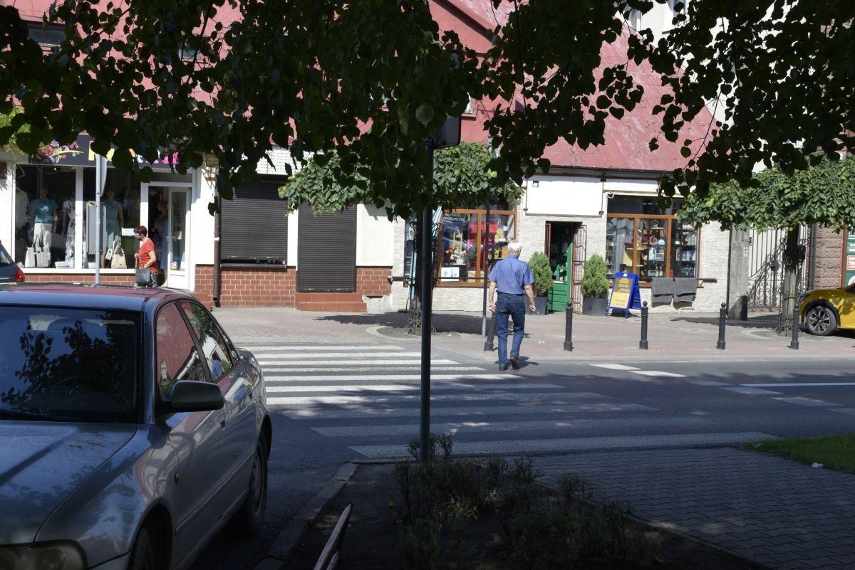 Dofinansowanie na przebudowę kolejnego przejścia dla pieszych - Zdjęcie główne