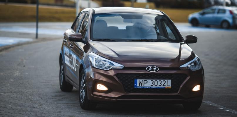 Wygoda w poruszaniu się po mieście - Hyundai i20 - Zdjęcie główne
