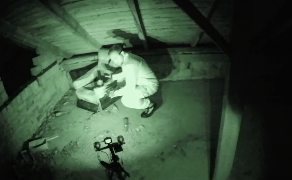 Nawiedzony dom niedaleko Płocka? Ekipa Mystery Hunters w Proboszczewicach [WIDEO] - Zdjęcie główne