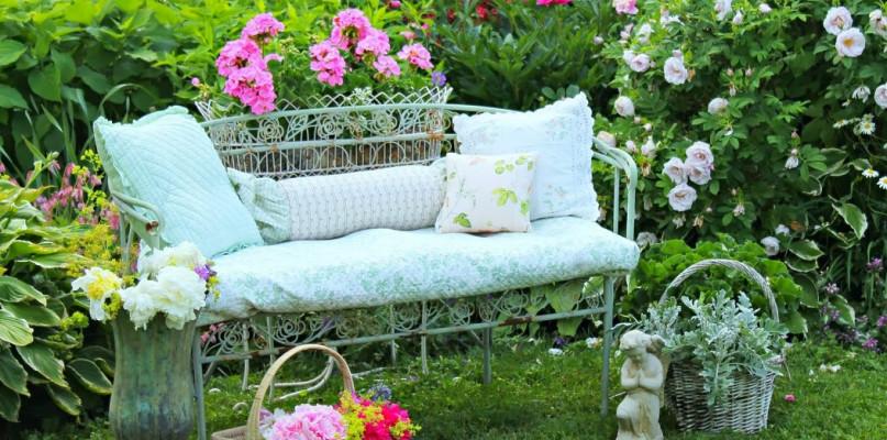 Lato w ogrodzie – czas pracy i relaksu - Zdjęcie główne