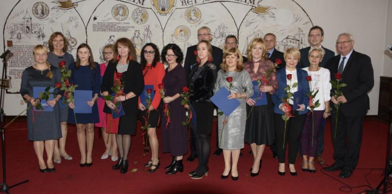 [ZDJĘCIA] Dzień Edukacji Narodowej w Zamku Gostynińskim - Zdjęcie główne