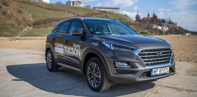 Hyundai Tucson - komfortowy SUV do jazdy po mieście i w dłuższą podróż - Zdjęcie główne