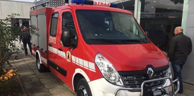 OSP w Białotarsku pozyskała nowy samochód - Zdjęcie główne