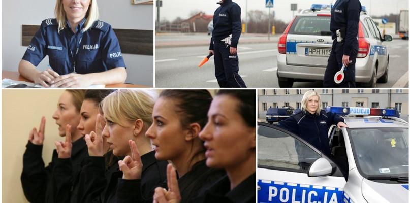 Ładniejsza strona munduru, czyli co nieco o gostynińskich policjantkach - Zdjęcie główne