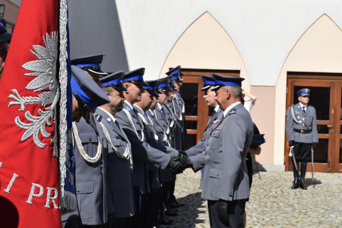 Obchody Święta Policji w Gostyninie [ZDJĘCIA] - Zdjęcie główne
