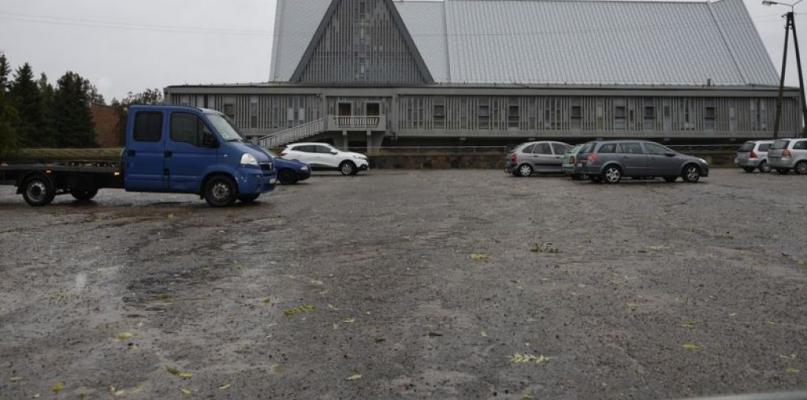 Modernizacja parkingu przy ul. Jana Pawła II - Zdjęcie główne