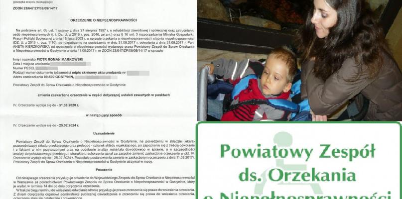 """Matka chorego dziecka oszukana przez urzędników? """"Taki przepis nie istnieje!"""" - Zdjęcie główne"""