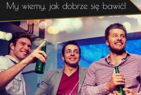 Wieczór kawalerski w Warszawie - ABC dla organizatorów - Zdjęcie główne