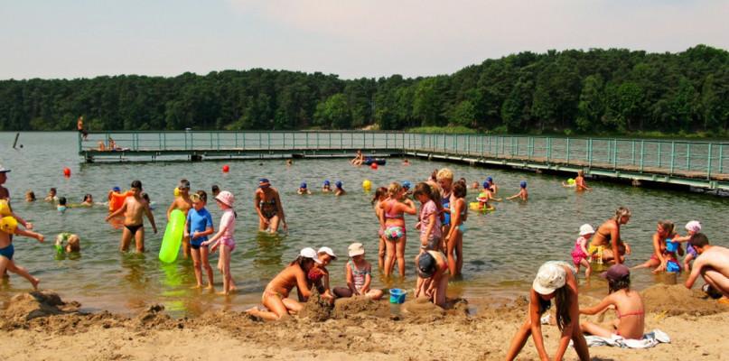Uwaga, popularne kąpielisko zamknięte! W wodzie wykryto... - Zdjęcie główne