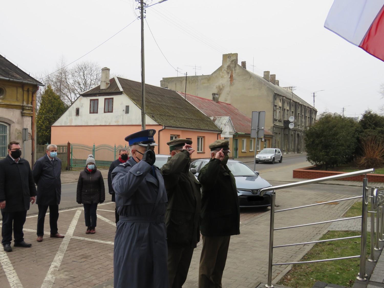 """[ZDJĘCIA] Narodowy Dzień Pamięci """"Żołnierzy Wyklętych"""" - Zdjęcie główne"""