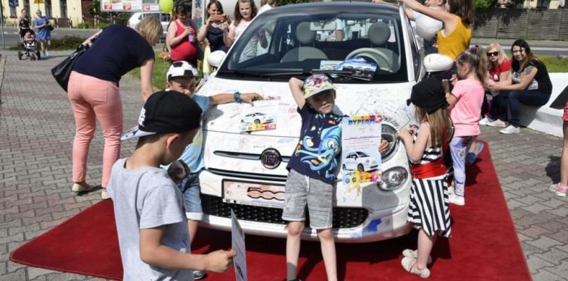 Tak wygląda radość: Dzień Dziecka w Gostyninie - Zdjęcie główne