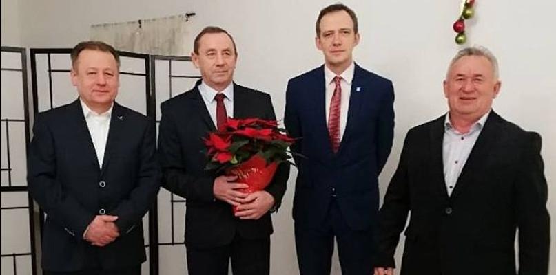 Spotkanie wigilijne z MKS Mazur - Zdjęcie główne