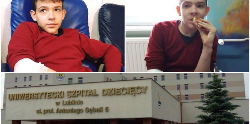 Franek Matuszewski rozpoczął terapię! - Zdjęcie główne
