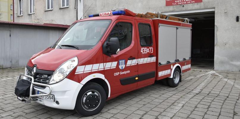 Strażacy z OSP mają nowy samochód - Zdjęcie główne