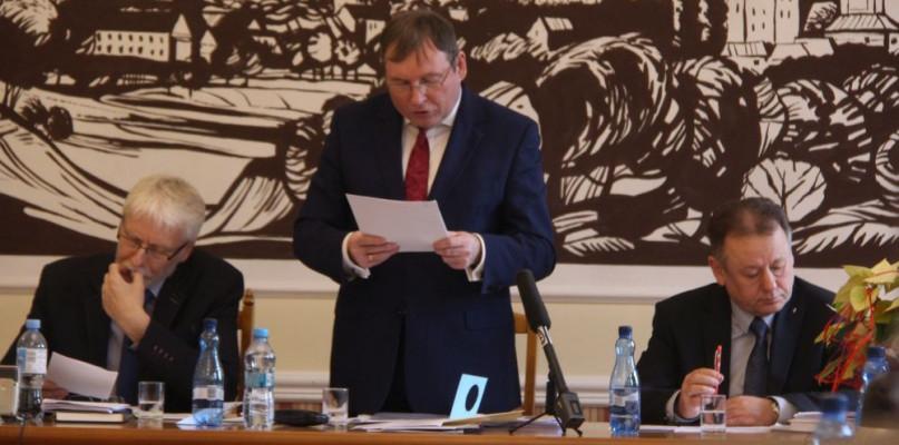 Sesja Rady Miejskiej na pożegnanie roku - Zdjęcie główne