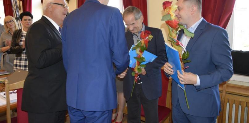 Wieloletni działacze sportowi Gostynina nagrodzeni - Zdjęcie główne