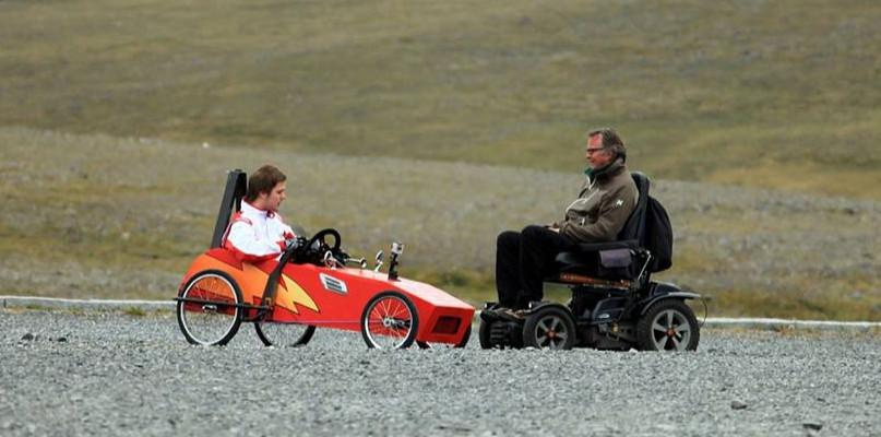 Dziś Dzień Osób Niepełnosprawnych - Zdjęcie główne