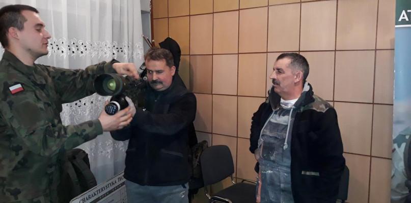 Mieszkańcy powiatu zachęcani do służby wojskowej  - Zdjęcie główne