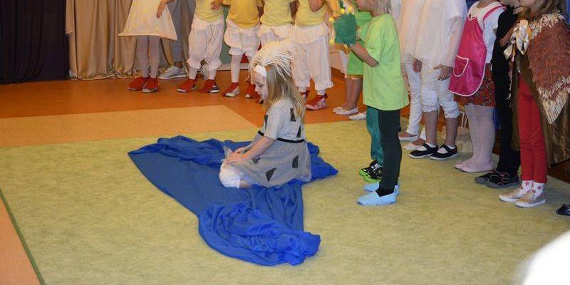 Przedszkolaki wystąpiły dla Franka - Zdjęcie główne