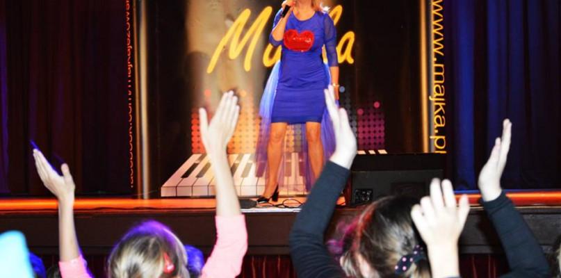 Majka Jeżowska zagrała dla dzieci w MCK! [ZDJĘCIA] - Zdjęcie główne
