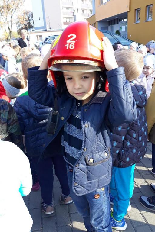 Próbna ewakuacja w Przedszkolu nr 4 - Zdjęcie główne