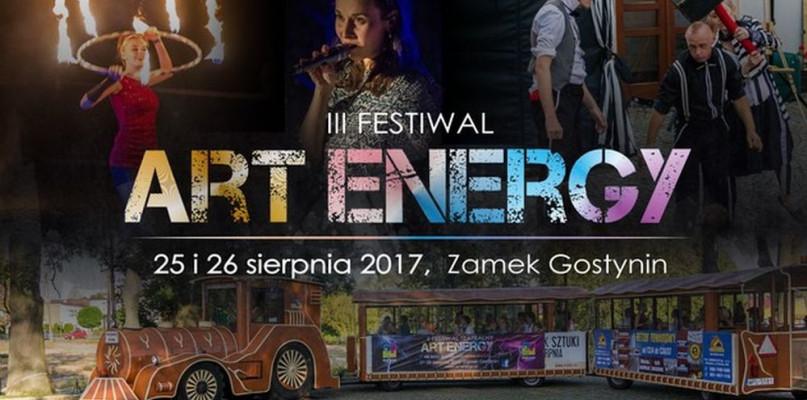 Festiwal Art Energy po raz trzeci! To już jutro! - Zdjęcie główne