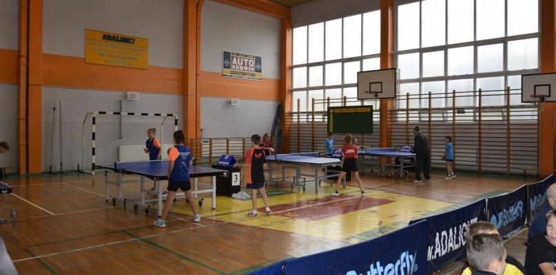 Młodzi tenisiści stołowi walczyli o Grand Prix Polski - Zdjęcie główne