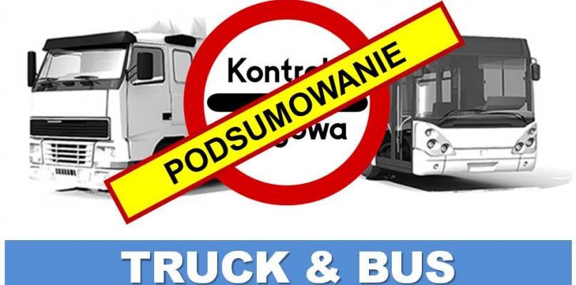 """Podsumowanie działań """"Truck&Bus"""" w powiecie gostynińskim - Zdjęcie główne"""