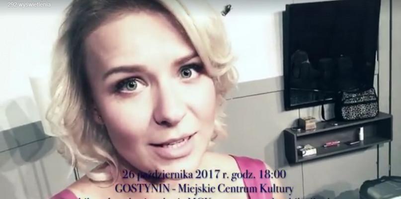 """Marysia z """"Pierwszej Miłości"""" zaprasza na spektakl do MCK! - Zdjęcie główne"""