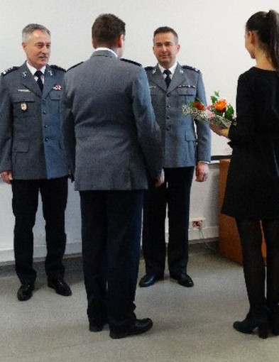 Nowy zastępca komendanta policji w Gostyninie - Zdjęcie główne