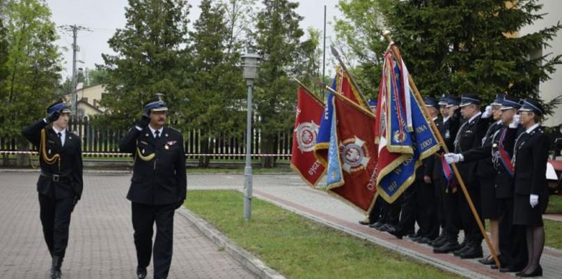 Powiatowe obchody Dnia Strażaka - Zdjęcie główne