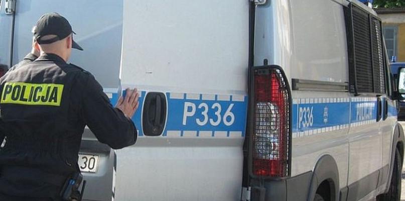 Zwyzywał policjantów, trafił do aresztu - Zdjęcie główne