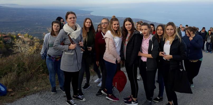 To była grecka przygoda! Uczniowie GCE na Erasmusie [FOTO] - Zdjęcie główne