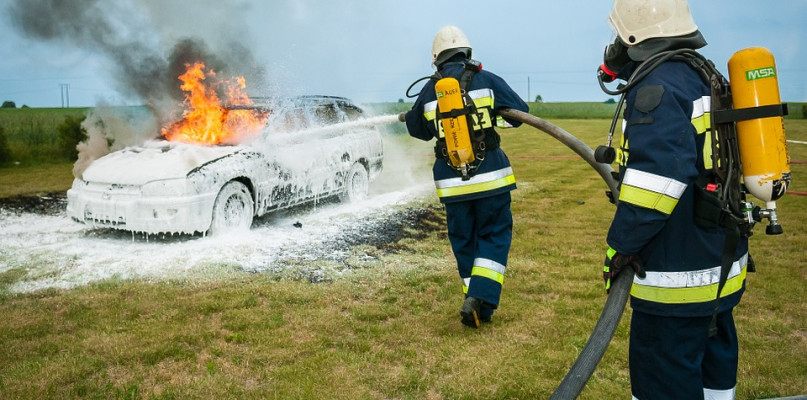 W niedzielę zawody strażackie - Zdjęcie główne