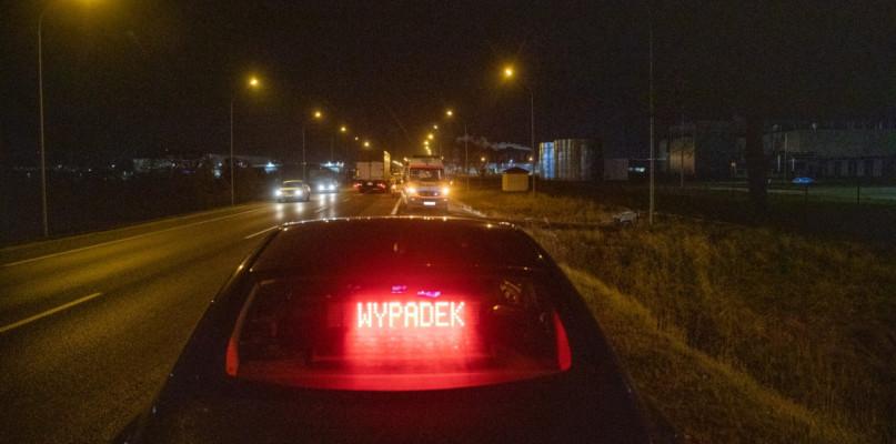 Policja poszukuje świadków wypadku - Zdjęcie główne