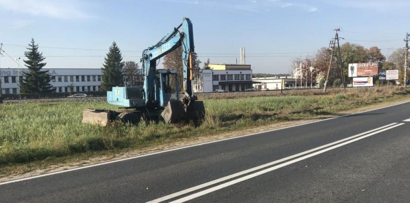 Rów przy ulicy Kutnowskiej został udrożniony - Zdjęcie główne