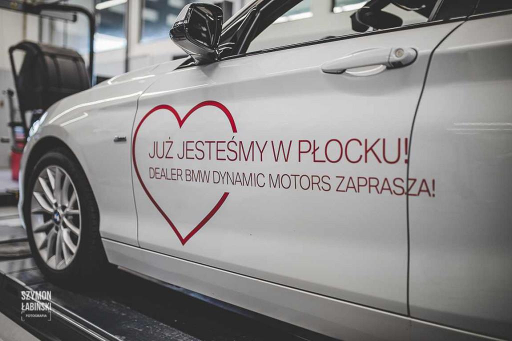 BMW wyznacza nowy trend - Zdjęcie główne