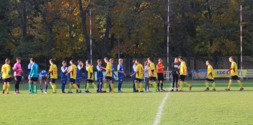 Juniorzy wygrywają z Bielskiem po trzech bramkach Kacpra Olszewskiego - Zdjęcie główne