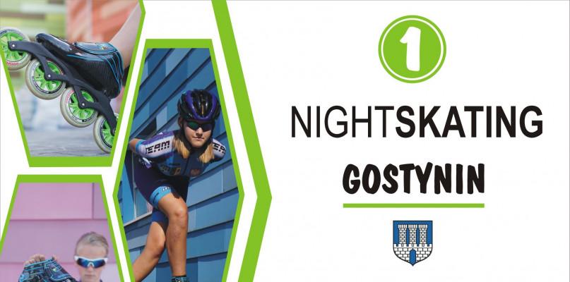 Nocny skating ulicami miasta - Zdjęcie główne