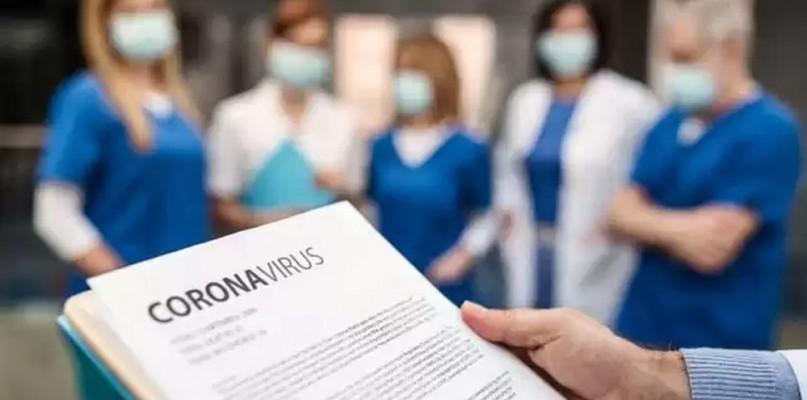 Koronawirus wciąż w natarciu - Zdjęcie główne