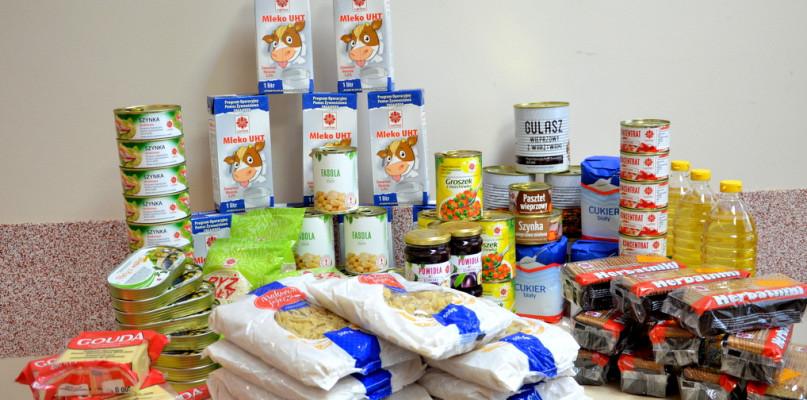 Pomoc żywnościowa z MOPS trafi do mieszkańców już w czwartek - Zdjęcie główne