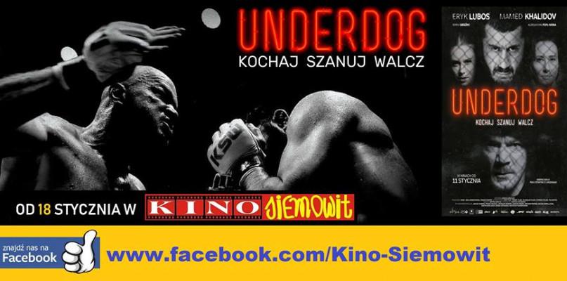 Underdog od dziś w Kinie Siemowit! - Zdjęcie główne