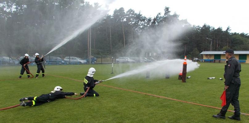 Strażacy walczyli o prym: druhowie z Adamowa nie mieli sobie równych [GALERIA] - Zdjęcie główne