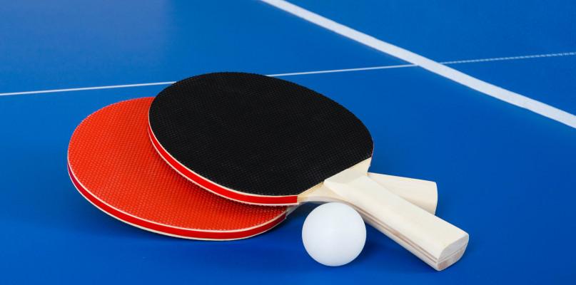 Mistrzostwa w tenisie stołowym już wkrótce - Zdjęcie główne